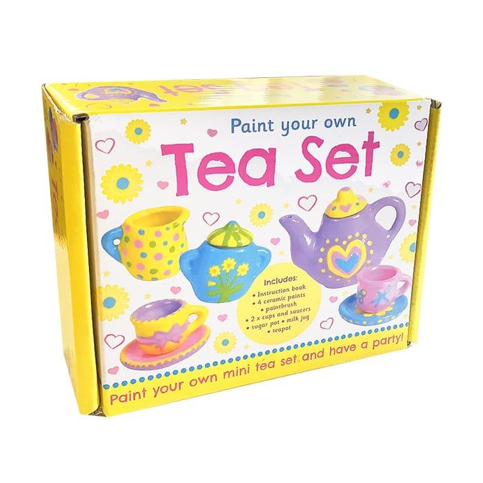 Paint Your Own Tea