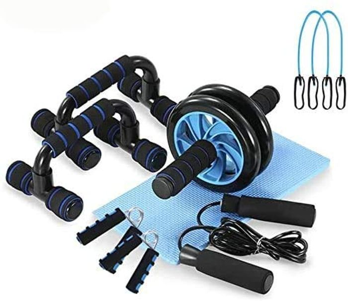6 in 1 Home Gym Kit