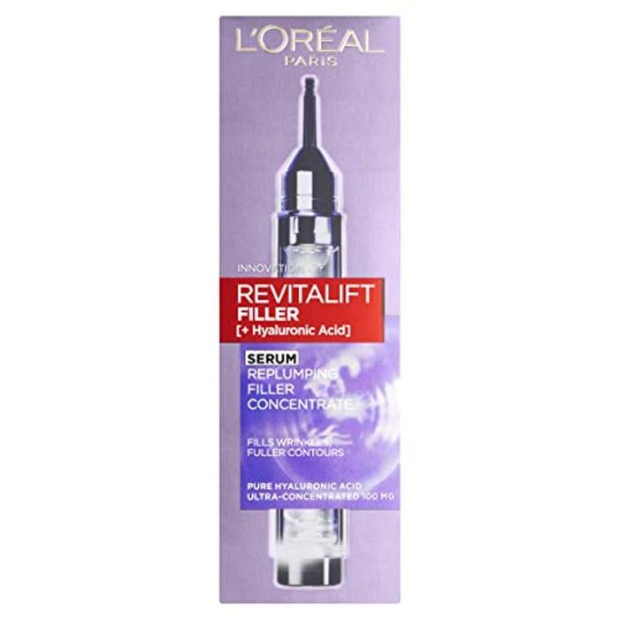 L'Oreal Paris Revitalift Filler + Anti-Wrinkle Serum 16 Ml
