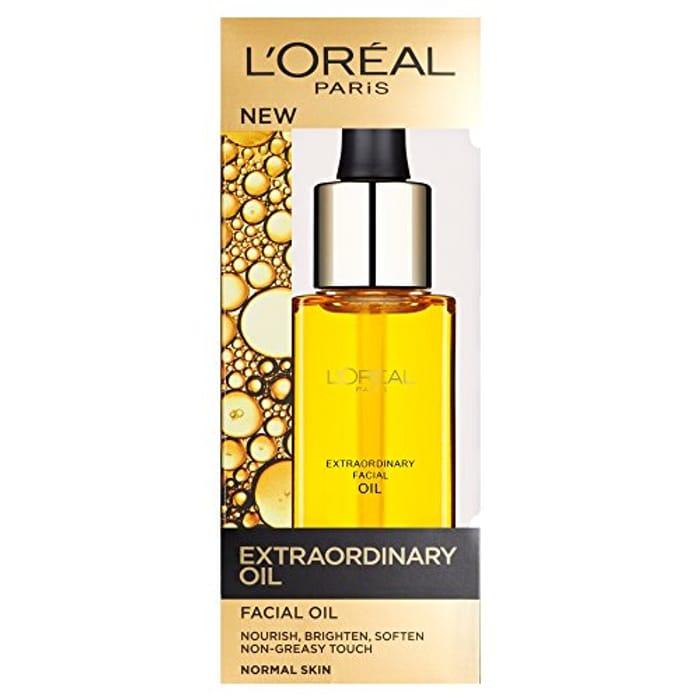 L'Oreal Paris Extraordinary Oil Nourishing Facial Oil