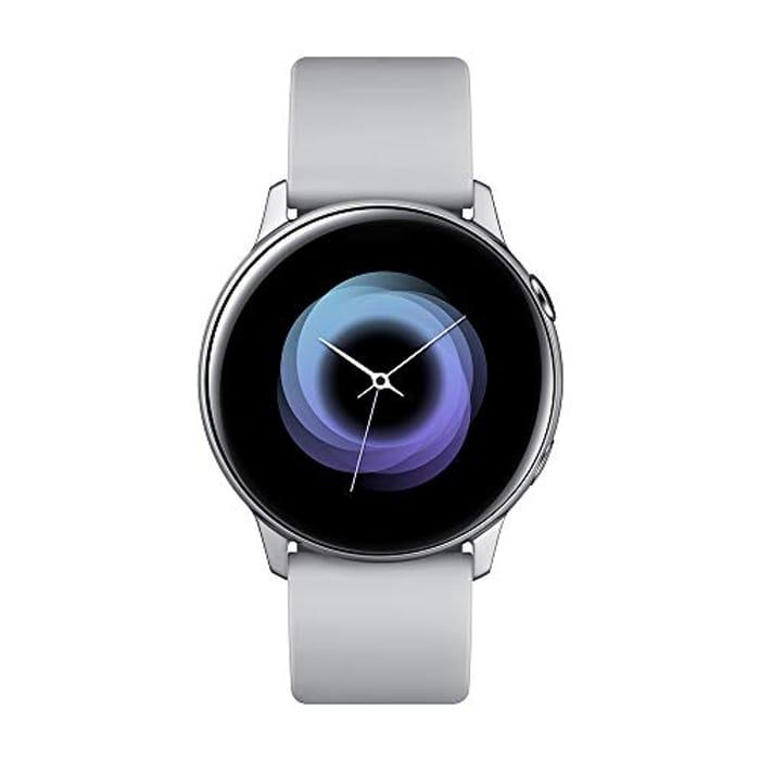 *HALF PRICE* Samsung Galaxy Watch Active 40 Mm - Silver (UK Version)