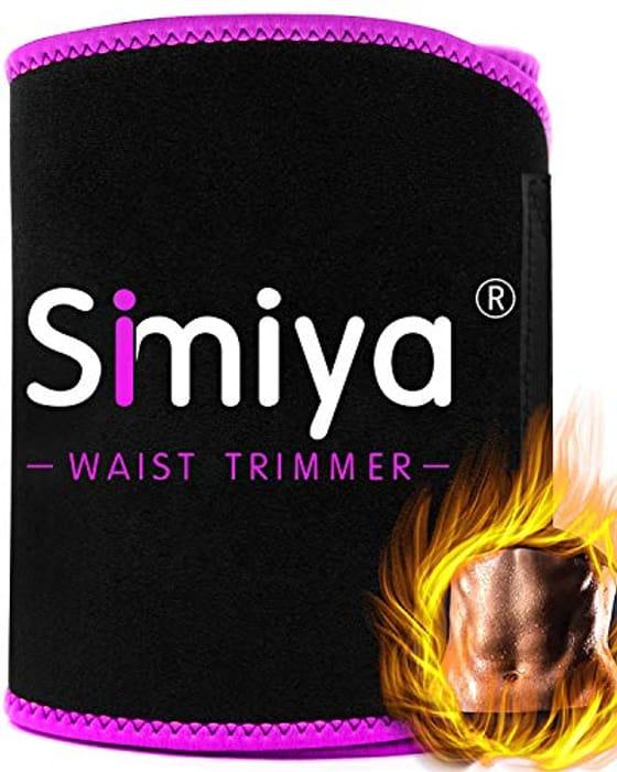 Waist Trimmer Belt Adjustable Waist Trainer