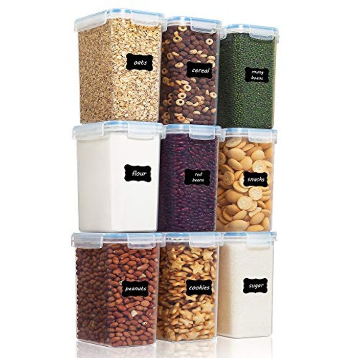 Vtopmart 2L Cereal Containers for Storage
