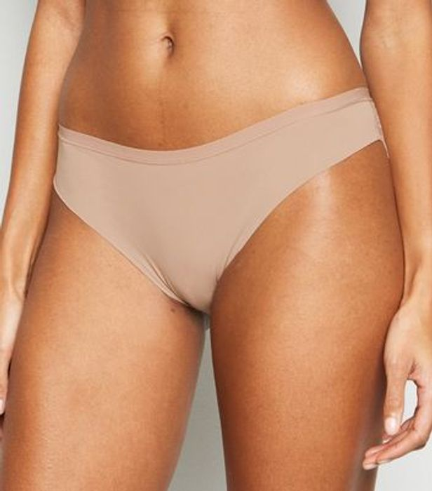 Pale Pink Lace Back Seamless Brazilian Briefs £4.99 Also 3 for 2 @Newlook