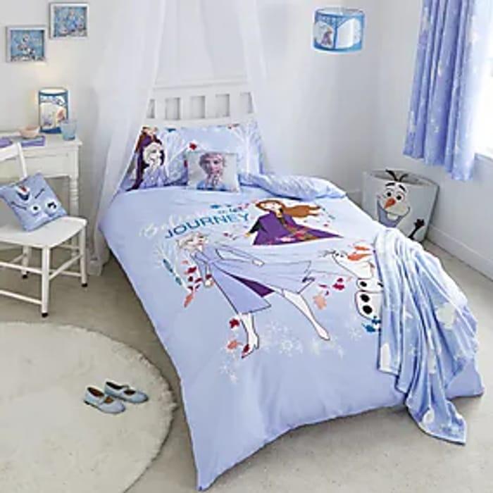 Frozen 2 Duvet Cover and Pillowcase Set