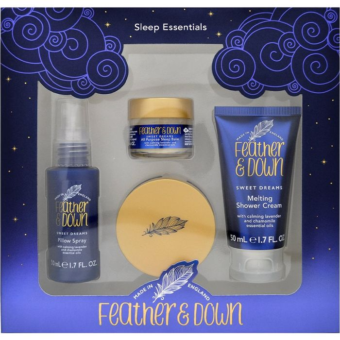 Feather & Down Sleep Essentials Gift Set - FREE DELIVERY