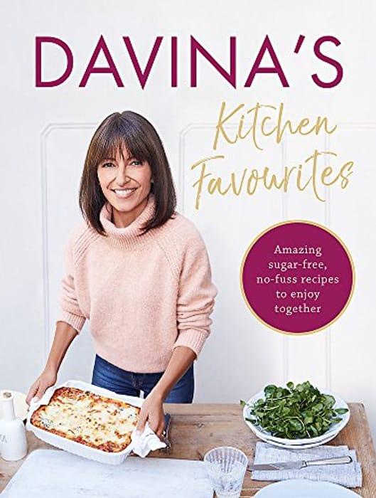 Davina's Kitchen Favourites: Amazing Sugar-Free, No-Fuss Recipes