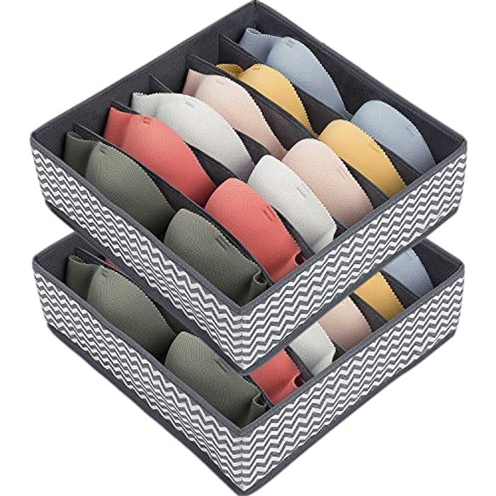 50% Voucher- Fabric Drawer Organisers for Underwear