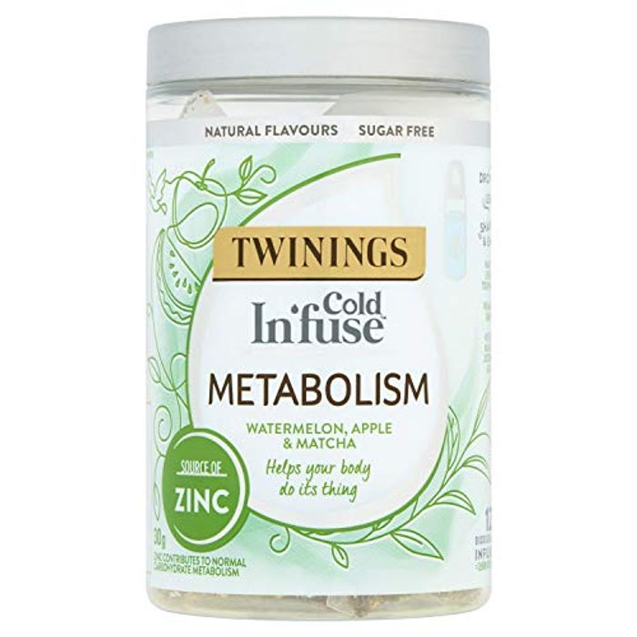 Twinings Cold Infuse Metabolism, Watermelon