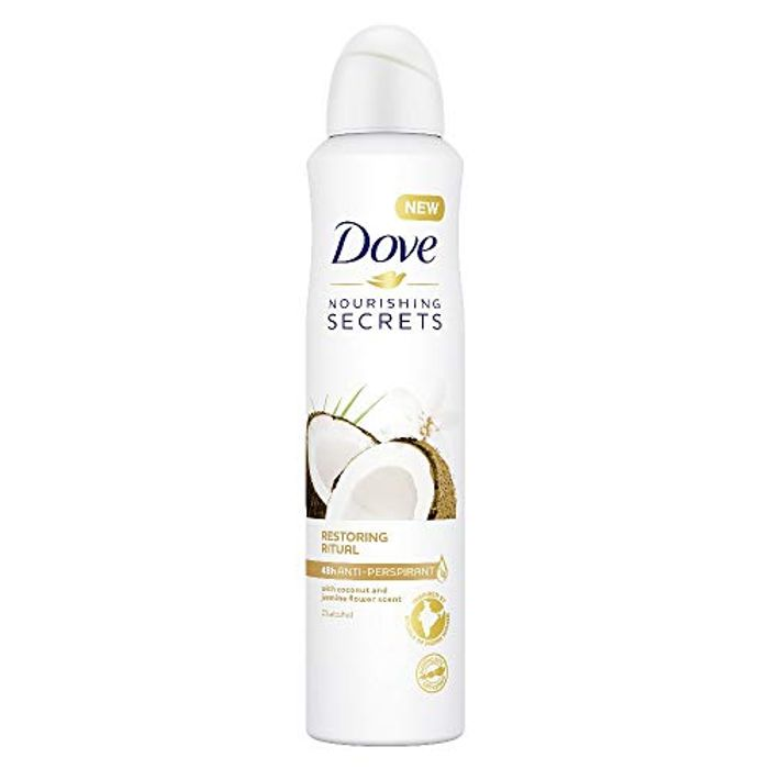 Dove Nourishing Secrets Coconut and Jasmine Flower Anti-Perspirant Deodorant