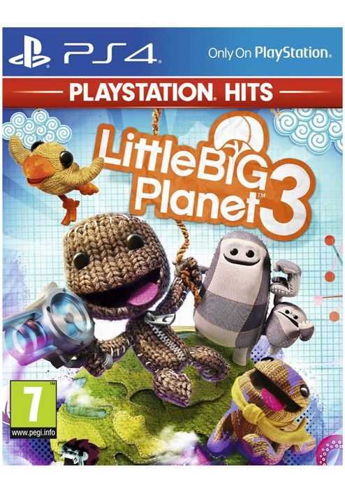 PS4 Little Big Planet 3 - Playstation Hits £8.99 at Simply Games