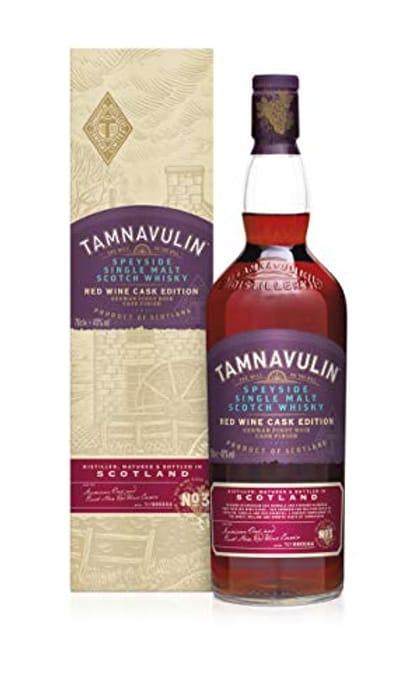 Tamnavulin Speyside Single Malt Scotch Whisky - 70cl