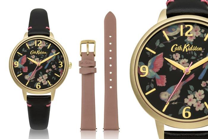 *SAVE £53* Cath Kidston Floral Watch Set