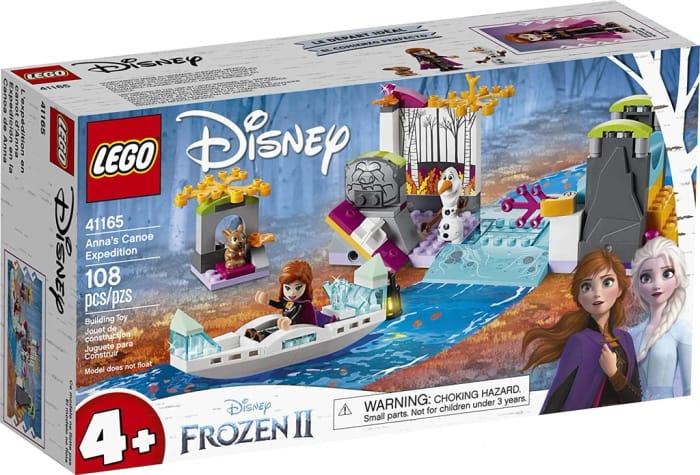 Best Price! Disney Frozen II 41165 Anna's Canoe Expedition