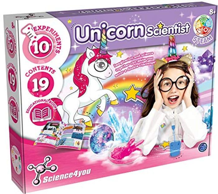 Unicorn Stem Science Kit