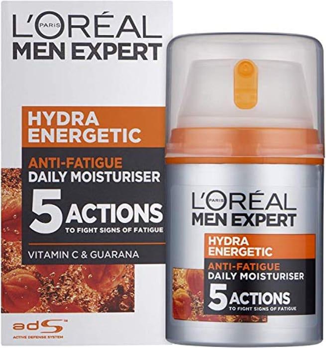 L'Oral Paris Men Expert Hydra Energetic Anti-Fatigue Moisturiser