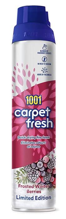 1001 Carpet Fresh Winter Berries Fragrance 300ml