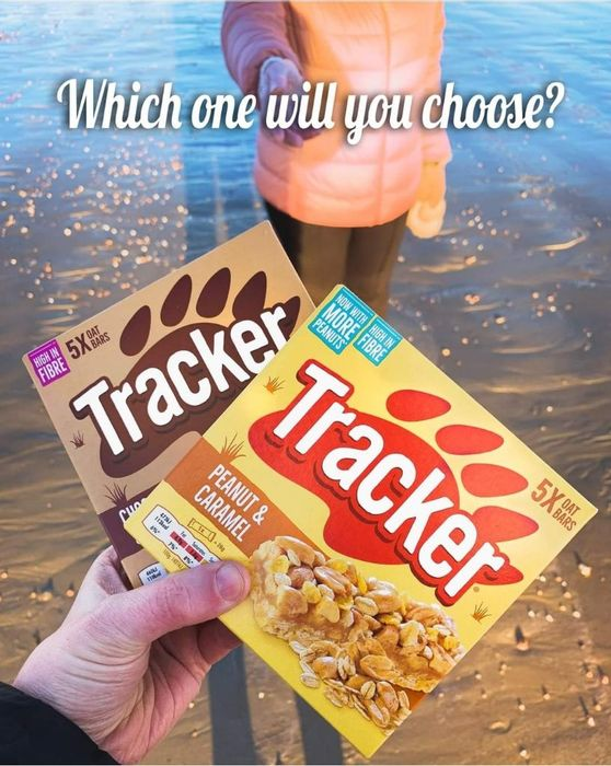 WIN a Pack of X5 Tracker Bars