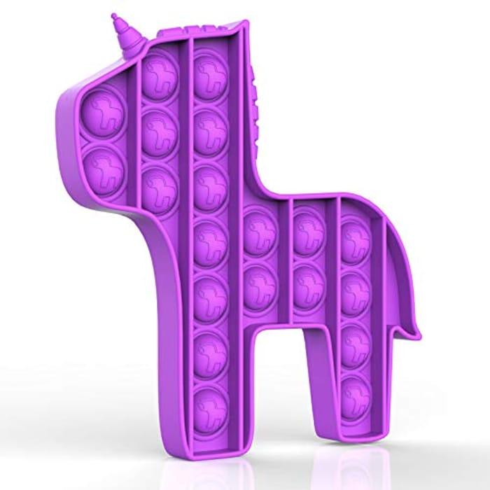 Yefun Push Bubble Sensory Fidget Toy - Only £2.49!
