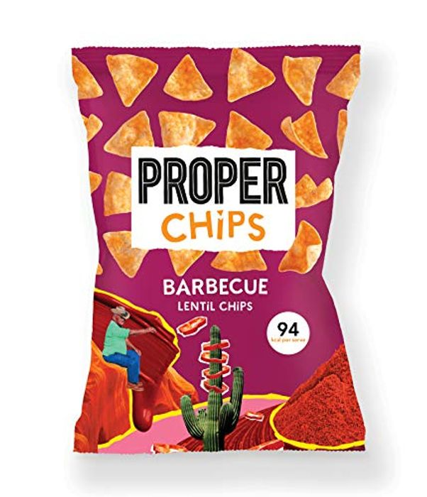 PROPERCHIPS Barbecue 24 X 20g Packs