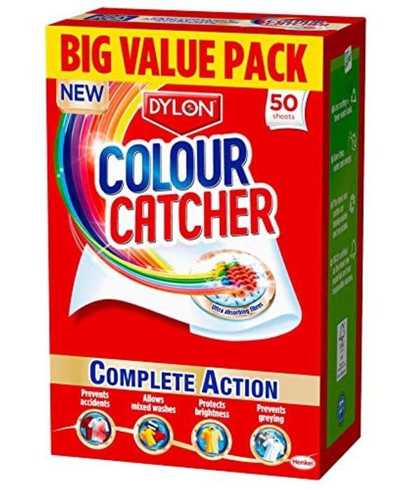 DYLON Colour Catcher Laundry Sheets 50 Sheets