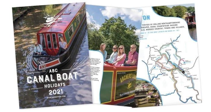 ABC Boat Hire 2021 Holiday Brochure