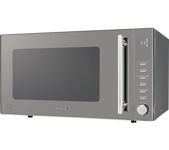 *SAVE £100* KENWOOD 30Ltr Compact Microwave with Grill - Silver