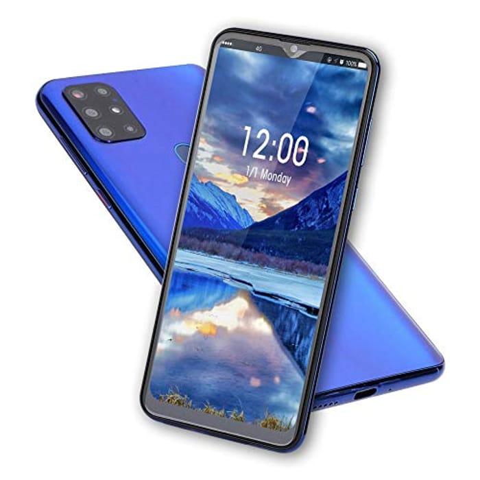 S20 Unlocked Smartphone with Dual Sim Card Slot