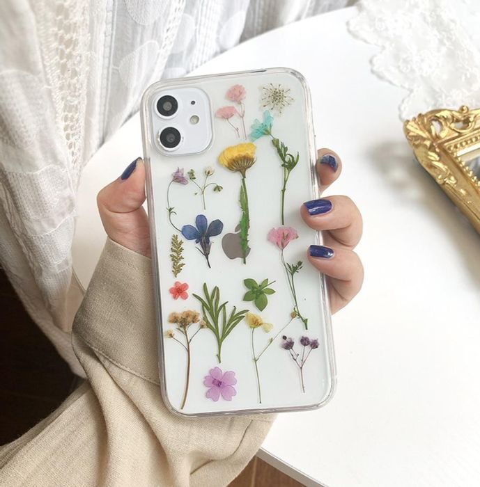 FREE Dried Flower Phone Case - iPhone Only