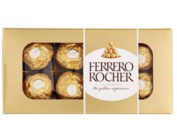 8 Pack Ferrero Rocher