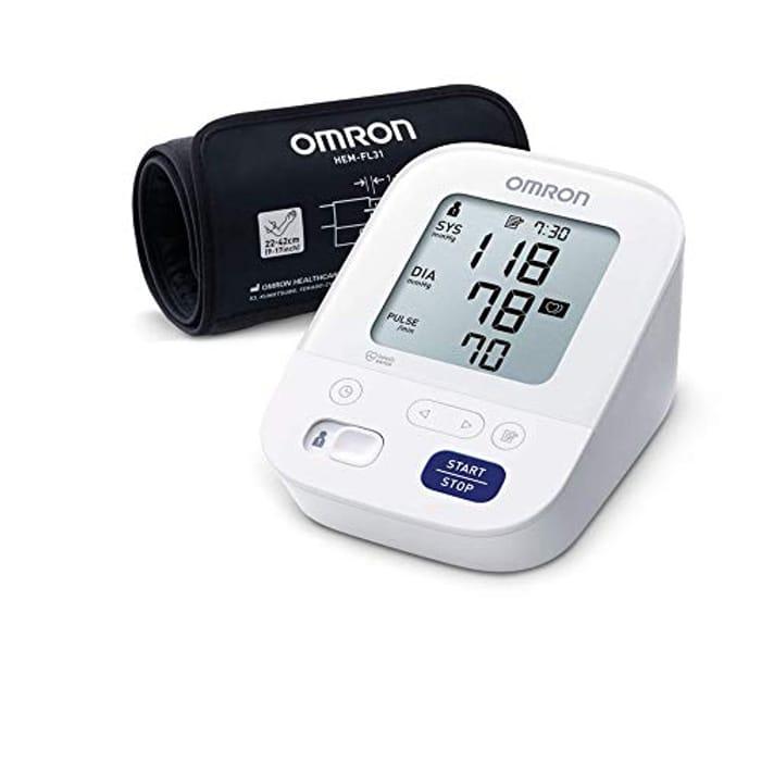 Omron X3 Comfort Home Blood Pressure Monitor