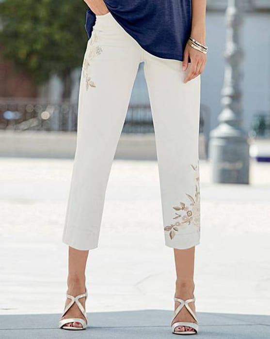 Together Crop Skinny Jean