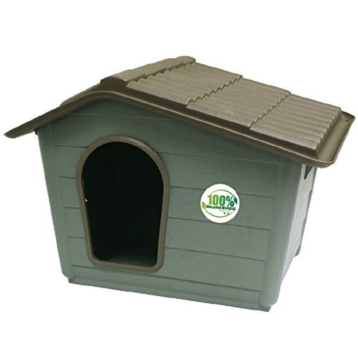 BEST EVER PRICE CROCI Recycled Kennel Villa, 60 X 50 X 41 Cm