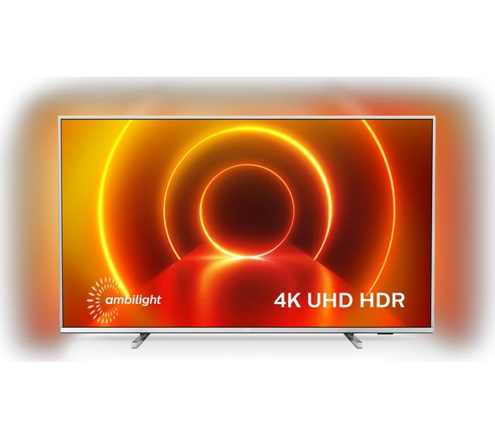 """*SAVE £50* PHILIPS 43"""" 4K Ultra HD HDR LED TV with Amazon Alexa"""