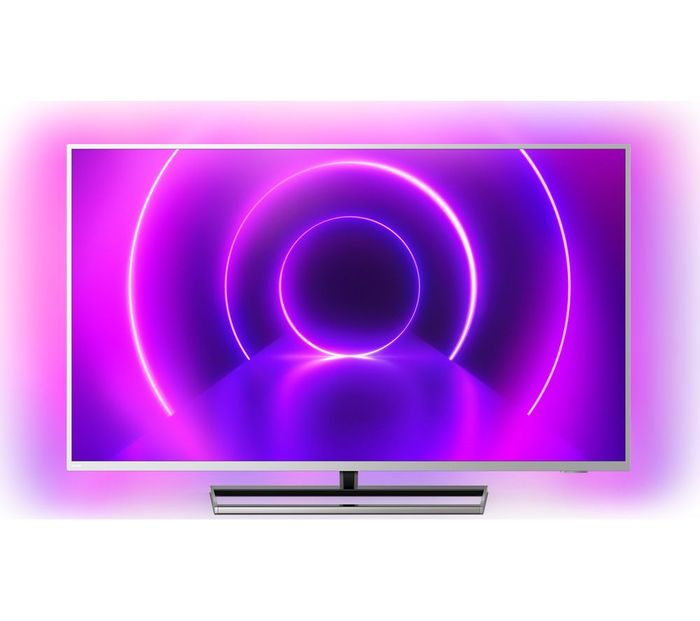 """*SAVE £101* PHILIPS 50"""" Smart 4K Ultra HD HDR LED TV with Google Assistant"""