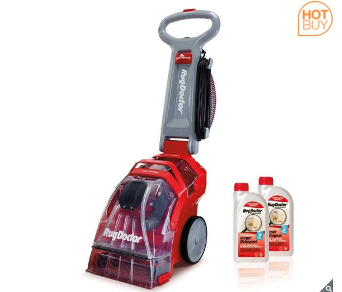 Cheap Rug Doctor Deep Carpet Cleaner - Only £214.99!