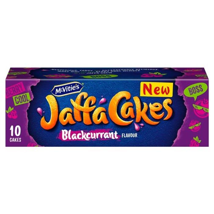 NEW: Blackcurrant Jaffa Cakes