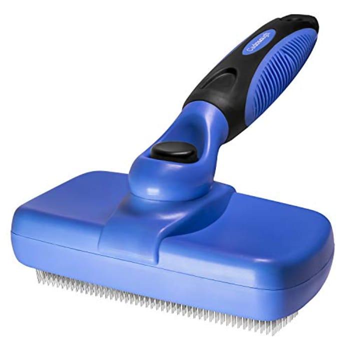 Self Cleaning Pet Grooming Brush