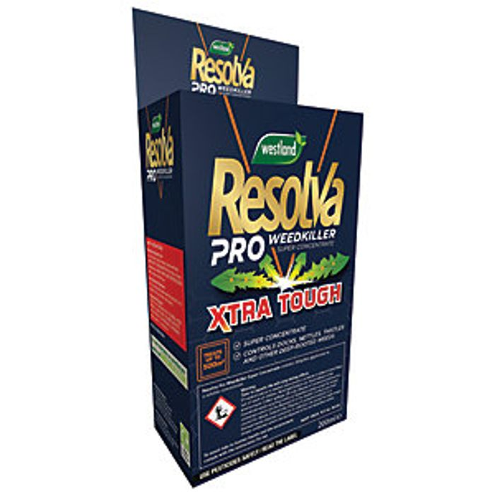 Resolva Pro Super Concentrate Xtra Weed Killer- 200ml