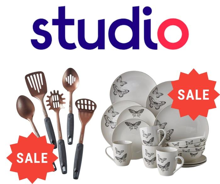 Studio Kitchen Essentials Sale - Prices from £2.09!