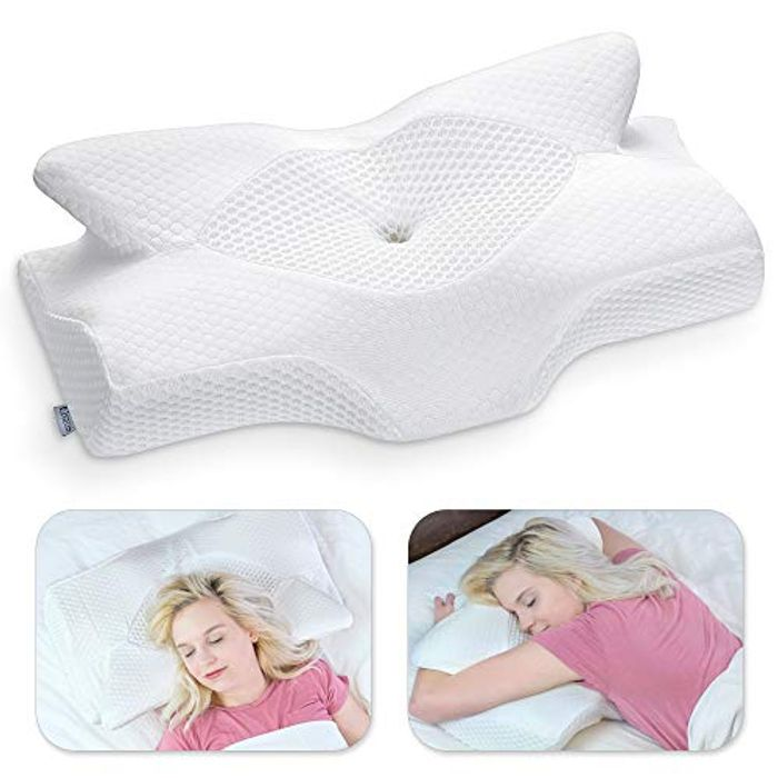 Orthopedic Neck Pillow for Shoulder Pain