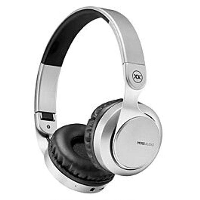 MIXX JX1 Bluetooth Wireless Stereo Headphones - Space Grey