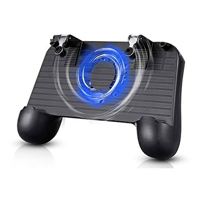 Mobile Game Controller for PUBG, Welltop 4-in-1Gamepad - Only £4.49!
