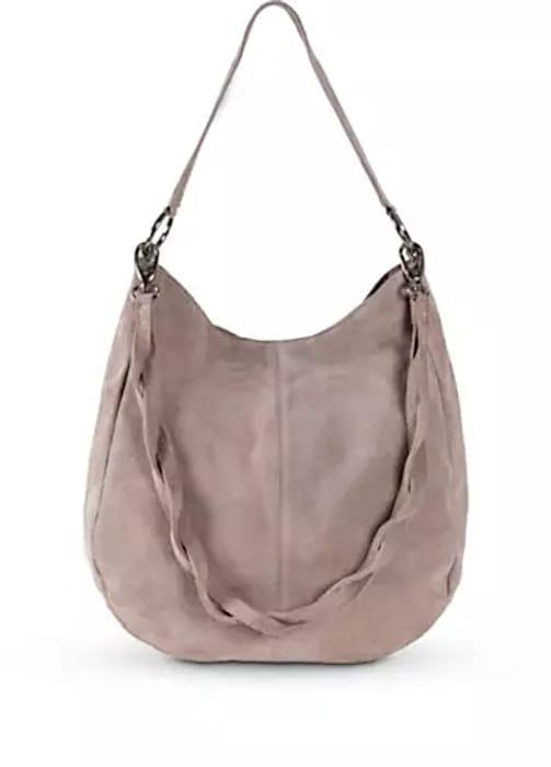 Suede Shoulder Bag by Bonprix