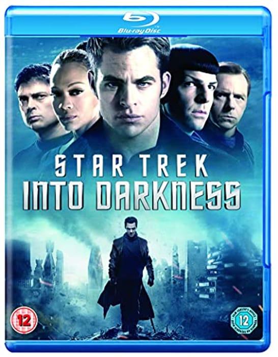 Star Trek into Darkness - Only £2.89!