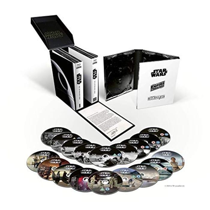 Star Wars: The Skywalker Saga Complete Box Set - Only £54.99!