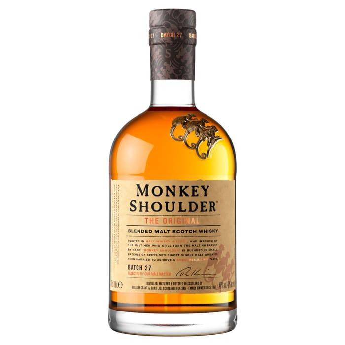 Monkey Shoulder - Only £21!