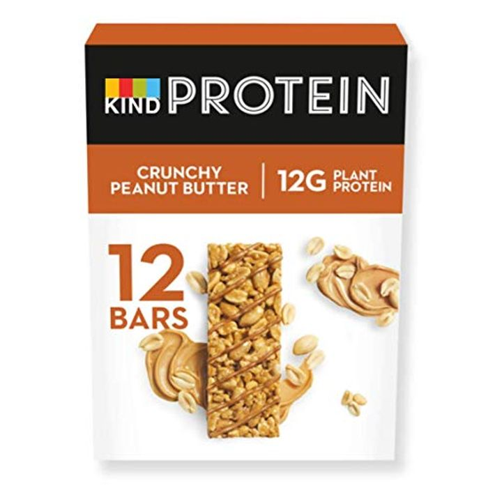 KIND High Protein Bars, Healthy Gluten Free & Low Calorie Snacks