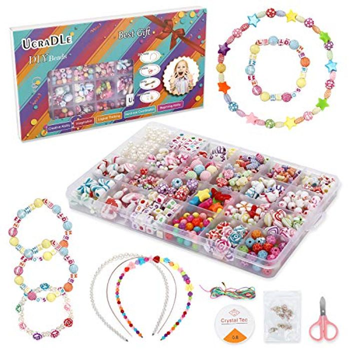 550 Bead Set Use Both Vouchers to Get 80 Percent off
