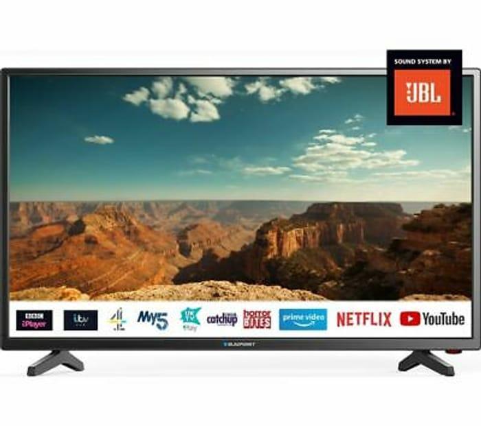 """BLAUPUNKT 32/138Q 32"""" Smart HD Ready LED TV"""